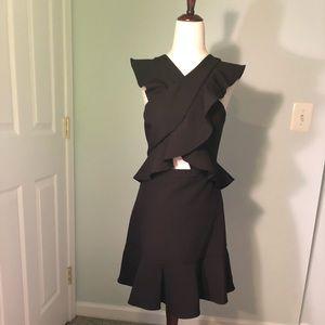 BCBGMaxAzria Careen Black Formal Dress NWT Size 6